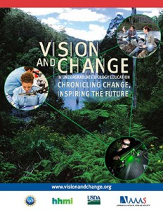 Vision and Change Report