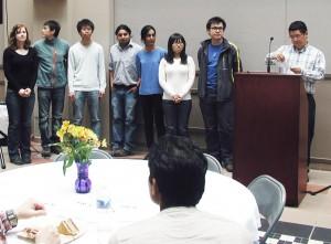 GDCB Graduate Students