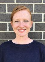 Carly Manz, GDCB assistant teaching professor