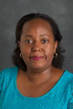 Tessa Burch-Smith, associate professor at the University of Tennessee, Knoxville